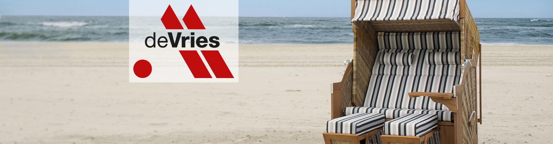 Strandkörbe von deVries | MöbelGarten