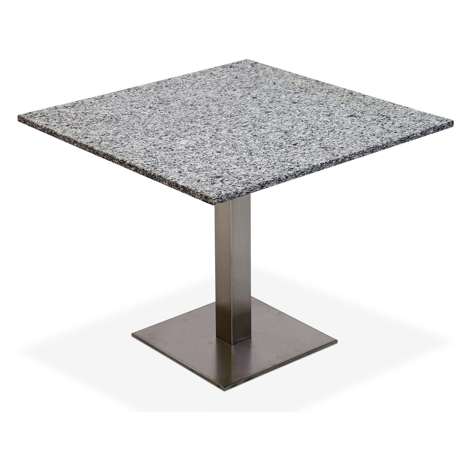 Sit Mobilia - Bistrotisch Inox | MöbelGarten