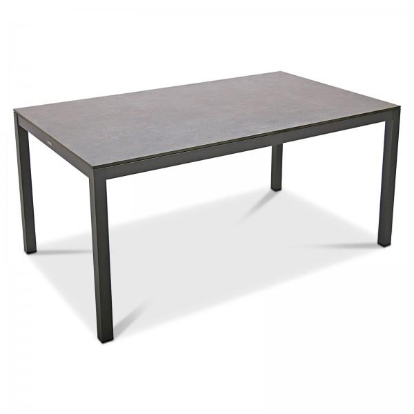 Tischsystem Queens eisengrau