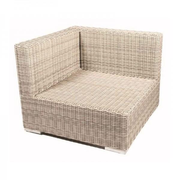 Jati & Kebon - Granada Loungesystem Eckteil   MöbelGarten